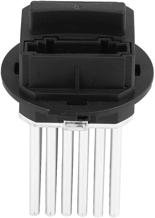 Resistencia del motor del ventilador - 1 PC de resistencia del motor del calentador del automóvil, resistencia del ventilador para 307 407 C3 C4 C5 C6 6441S7.