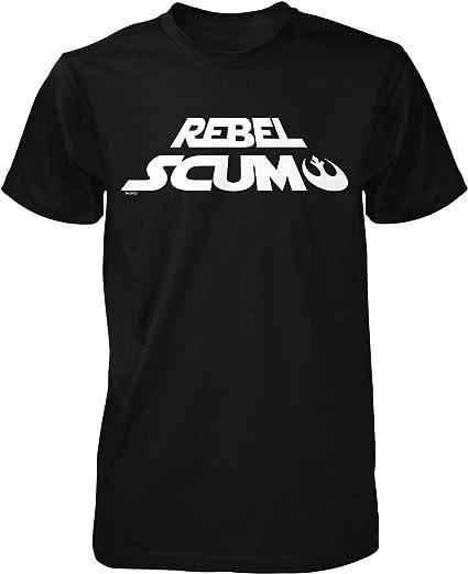 b77935fc5ad Amazon.com  NOFO Clothing Co Rebel Scum Men s T-Shirt  Clothing