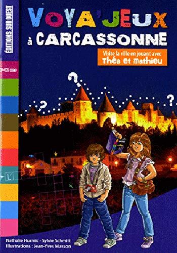 Voyajeux à Carcassonne: Amazon.es: Nathalie Hurmic, Sylvie Schmitt, Jean-Yves Masson: Libros en idiomas extranjeros