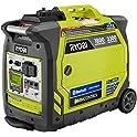 Ryobi RYI2300BTA Bluetooth 2300W Gasoline Inverter Generator