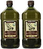Kirkland Signature Organic Extra Virgin Olive Oil, 2L (2 Pack)