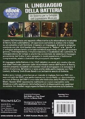 Il linguaggio della batteria. 2 DVD: Amazon.es: Greb, Benny ...