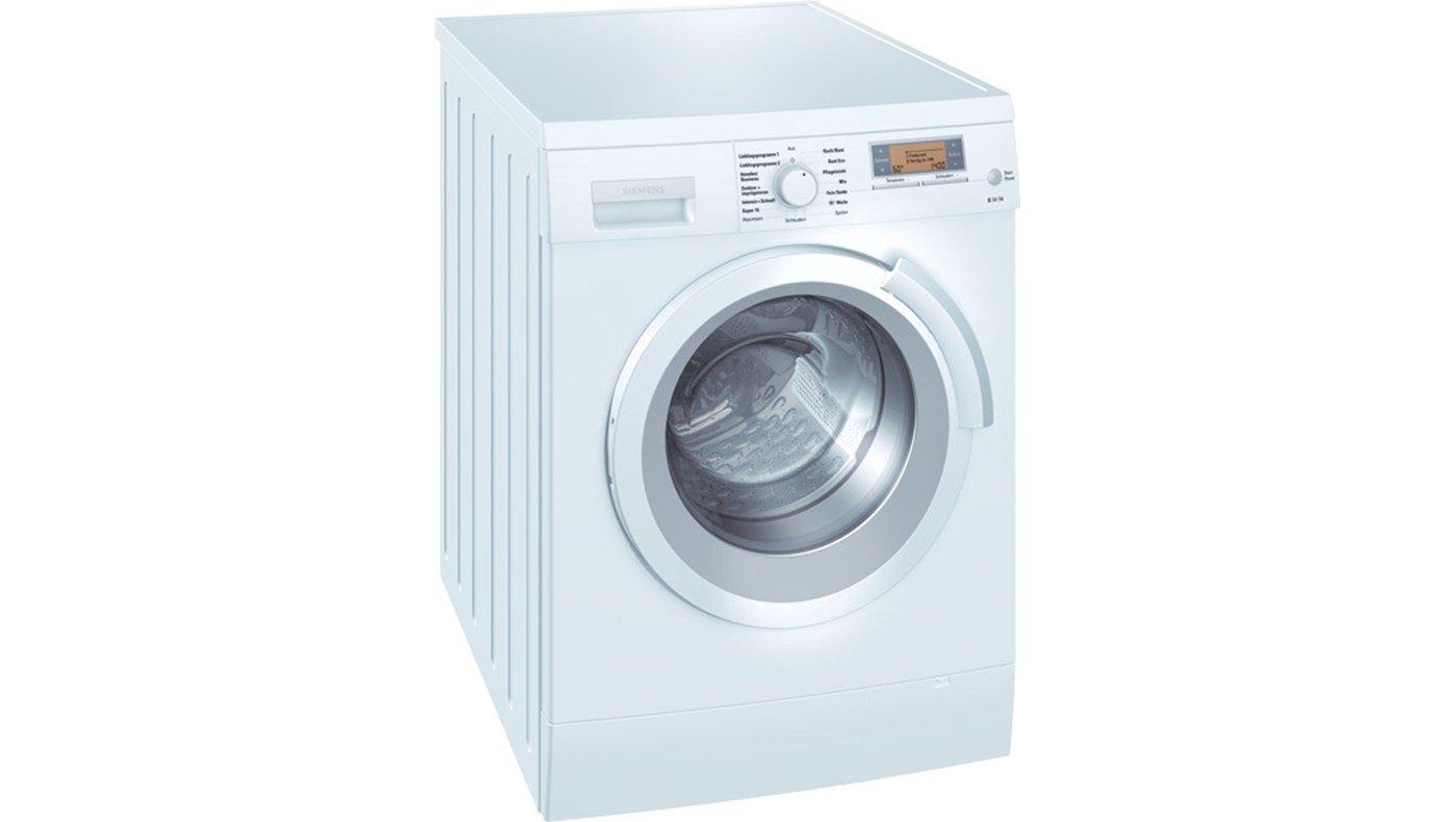 Siemens WM14S740 Independiente Carga frontal 8kg 1400RPM A Blanco ...