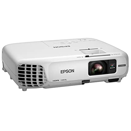 Epson Powerlite W28+ Video - Proyector (3000 lúmenes ANSI ...