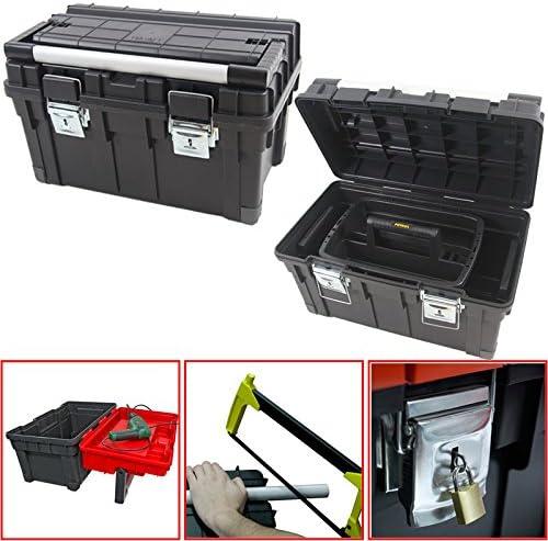 Maletín de herramientas de plástico HD Box Trophy, 60 x 35 cm ...