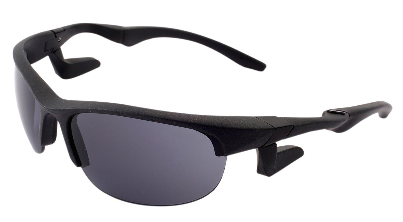Hi-GOLD(ハイゴールド) AirFly (エアフライ) コラボ商品 高校野球対応サングラス AF-H01 ブラック   B07FVV1BDR
