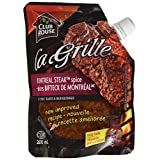 La Grille, Grilling Made Easy, Montreal Steak Spice Wet Rub, 200ml