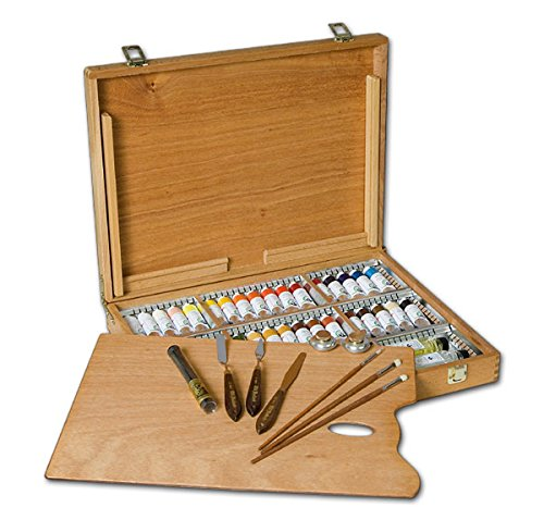 Naples Yellow Italian - Old Holland Master's Oil Color Set