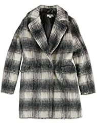 Aeropostale Womens Plaid Blazer Jacket