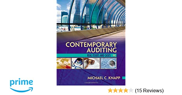 Contemporary auditing michael c knapp 9781133839552 amazon contemporary auditing michael c knapp 9781133839552 amazon books fandeluxe Image collections