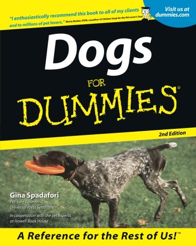 Dogs For Dummies, (For Dummies Seri