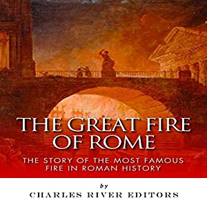 The Great Fire of Rome Audiobook