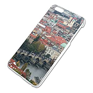 Charles Bridge Prague Slim Fit Hard Case Fits Apple iPhone 6 Plus