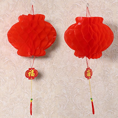 2-Pcs-Chinese-Red-Lanterns-Traditional-Decoration-Hanging-Lanterns-for-New-Year-Chinese-Spring-Festival-Party-Wedding-Decoration-30cm118inch