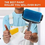Paint Roller Kit,KUPOO Pro Edger DIY Brush Handle