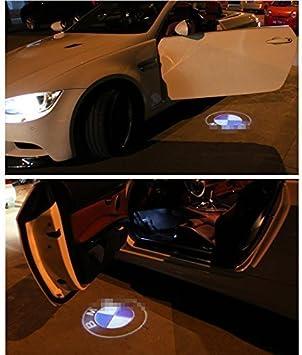 JAMBO 4 X Proyector inalámbrico para coche de logotipo para puerta ...