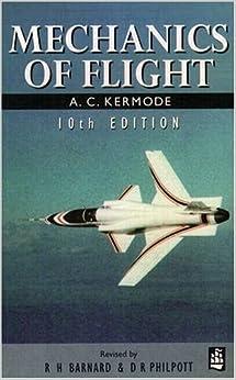Book Mechanics of Flight (10th Edition)