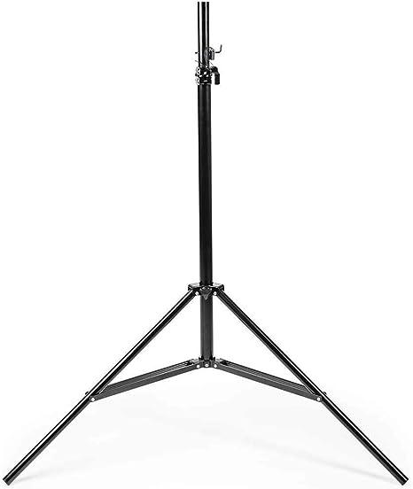 Nedis trípode satélite Trípode para Antena Parabólica | Circunferencia máxima de la Antena: 100 cm | Altura Máx.: 1,4 m | Aluminio | Negro Negro 1.05 ...