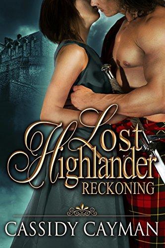 Reckoning Book 4 Lost Highlander ebook product image