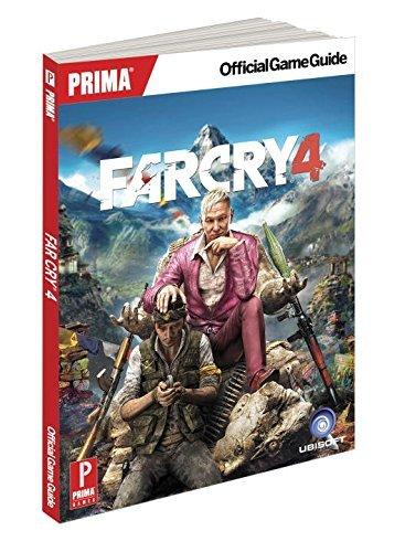 Far Cry 4 - Das offizielle Lösungsbuch