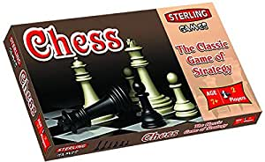 Sterling Chess Board Game - 7 Years