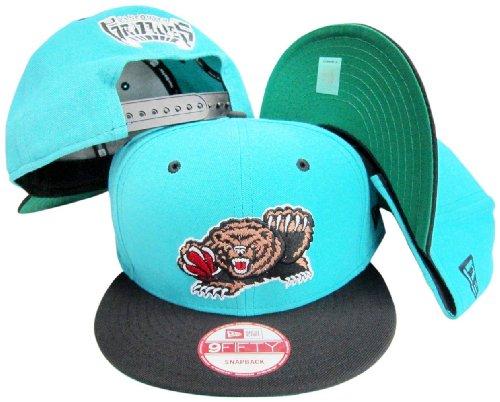 (New Era Vancouver Grizzlies Adjustable Snapback Hat/Cap )