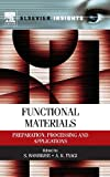 img - for Functional Materials: Preparation, Processing and Applications (Elsevier Insights) book / textbook / text book