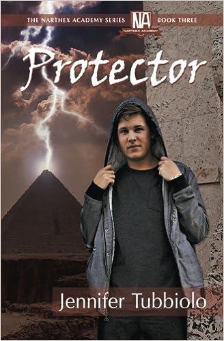 Book Protector (The Narthex Academy Series) (Volume 3)