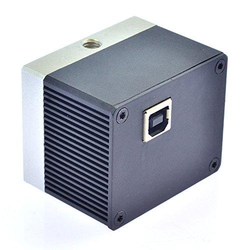 5.0MP HD USB Digital C-mount Microscope Camera Kit 1/2.5