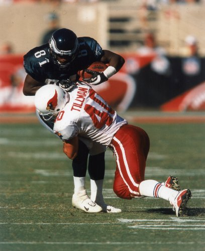 PAT TILLMAN ARIZONA CARDINALS 8X10 SPORTS ACTION PHOTO (F) (Arizona Sports Photo)