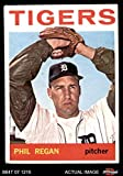 1964 Topps # 535 Phil Regan Detroit Tigers (Baseball Card) Dean's Cards 3 - VG Tigers