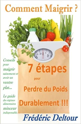 Comment perdre du poids durablement