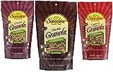 Sunshine Granola Cold Cereal Snack - 10 oz - 3 Count, Kosher All Natural