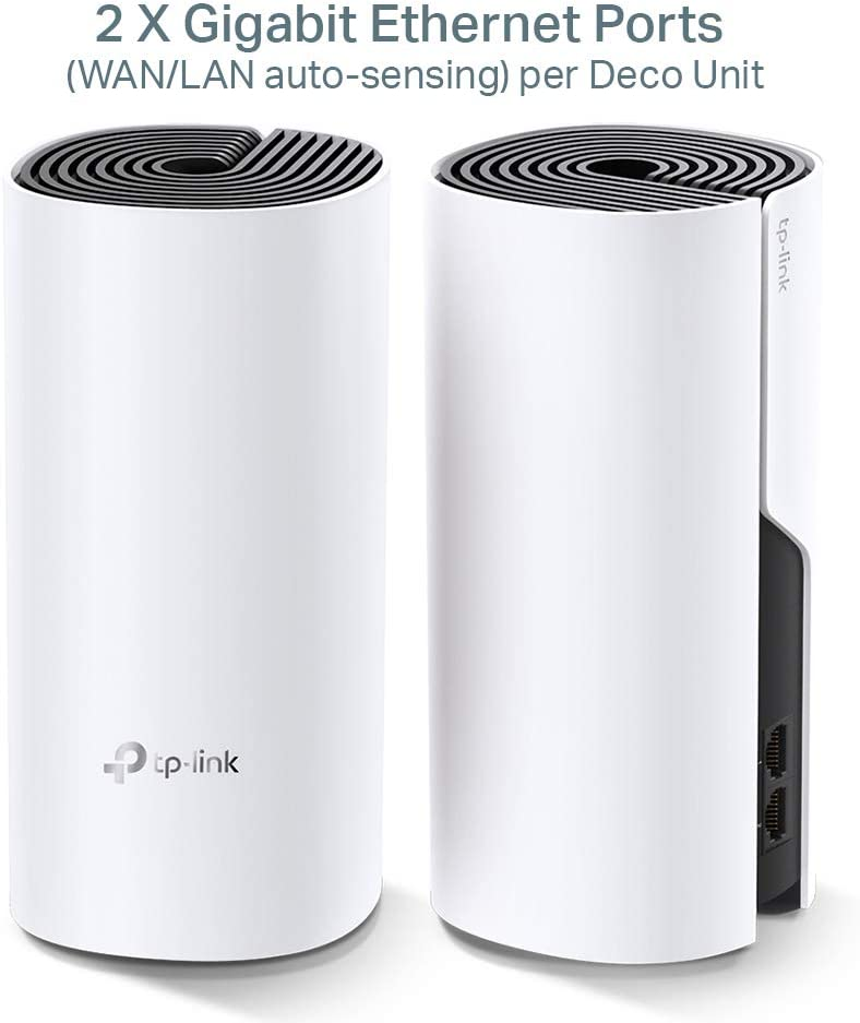 Tp Link Deco M4 2 Pack Wireless Router Dual Band Computer Zubehör