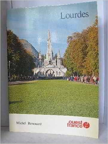 Livres gratuits Lourdes pdf