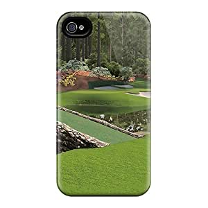 CADike Scratch-free Phone Case For Iphone 4/4s- Retail Packaging - 12th Augusta National