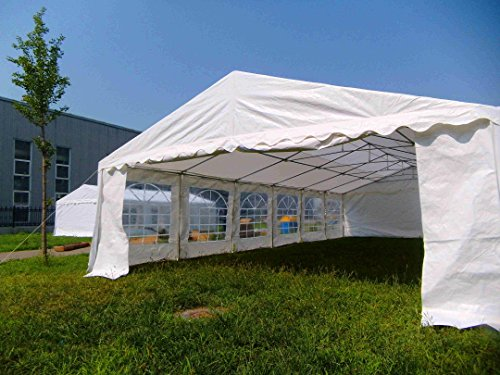 American Phoenix Canopy Tent 40x20 Foot Large White Party