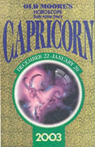 Download Old Moore's: Capricorn 2003 (Old Moore's 2003 Horoscope) PDF