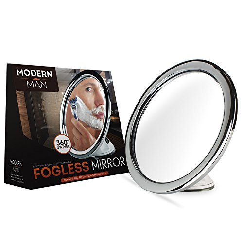 Modern Man Shower Bathroom Mirror product image