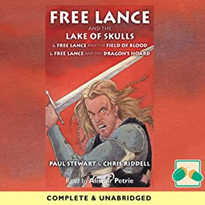 Free Lance and the Lake of Skulls and Other Stories Audiobook