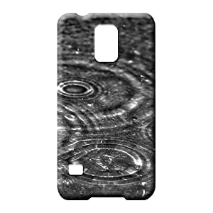 samsung galaxy s5 Highquality Bumper Scratch-proof Protection Cases Covers phone cover skin rain had the tendence to be wet
