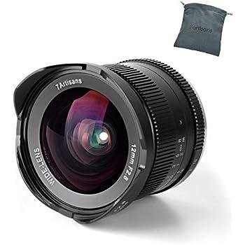 Amazon.com : 7artisans 12mm F2.8 Manual Fixed Lens APS-C