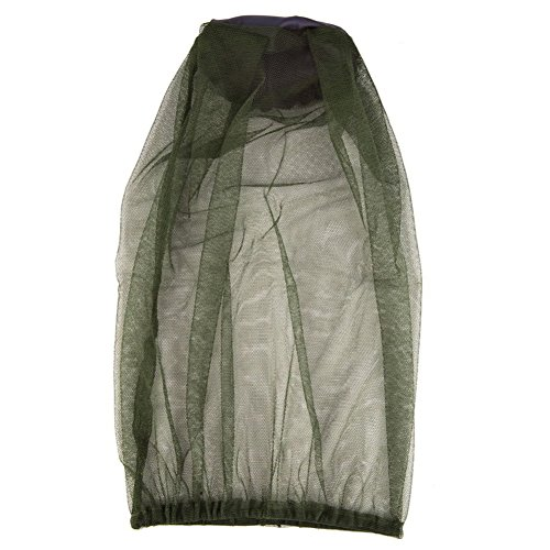 top0dream Summer Screen Repellant Netting Curtain Portable Hammock Bed Curtains Window Sills Mosquito Tents Mosquito Fly Insect Head Net Outdoor Fishing Face Protection Cover Mesh Net