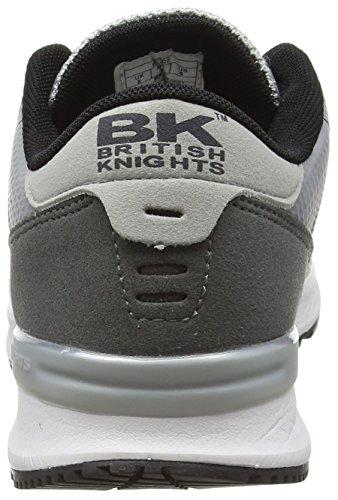 British Knights Impact - Zapatillas Mujer Gris