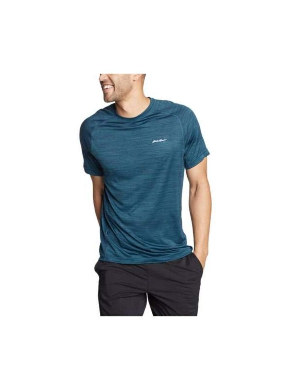 Eddie Bauer Men's Resolution Short-Sleeve T-Shirt, Mallard Regular S