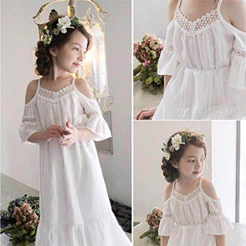 Vovotrade Mädchen Prinzessin Kleid Kinder Baby Party Hochzeit ...