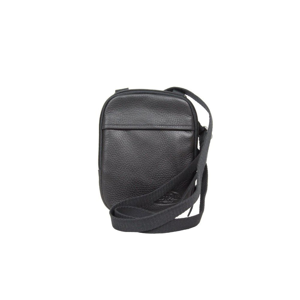 Eastpak Bandolera, Buddy Bolso Bandolera, Eastpak Diseño Leather, Color Negro 336d16