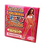 Edible Panties Strawberry Gummy Women's