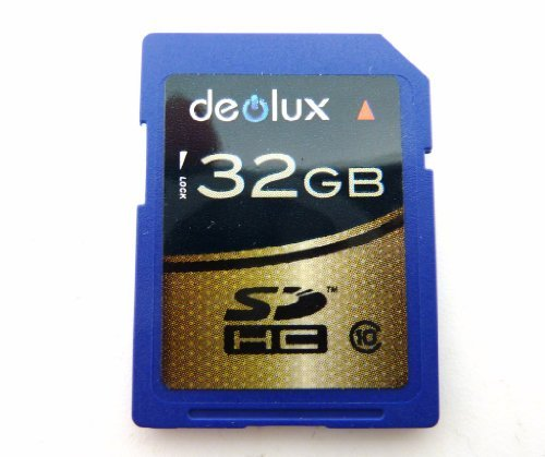 Sd750 Memory Card - NEW 32GB SD SDHC Class 10 MEMORY CARD FOR Canon PowerShot SD750 digital Camera Camcorder Video SD Secure Digital Card