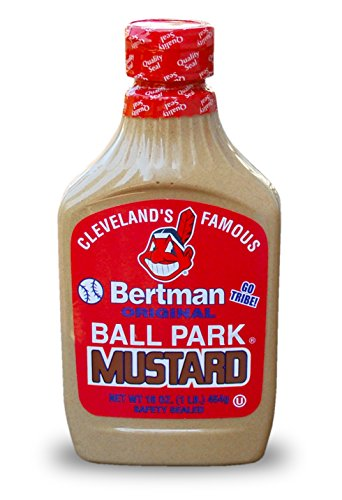 Bertman Original Ball Park Mustard, 16 oz
